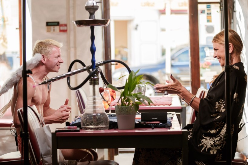 Arnold Oksmaa: olen soomlastele nagu ingel, sest inimesed armastavad sellist vallatut vaprust!