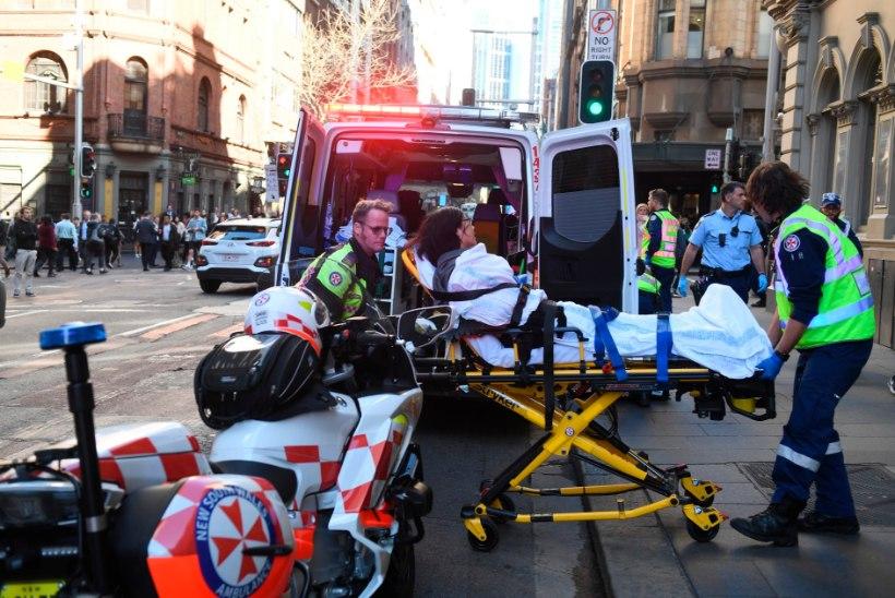"""""""ALLAHU AKBAR!"""" Sydneys ründas noamees paljusid inimesi"""