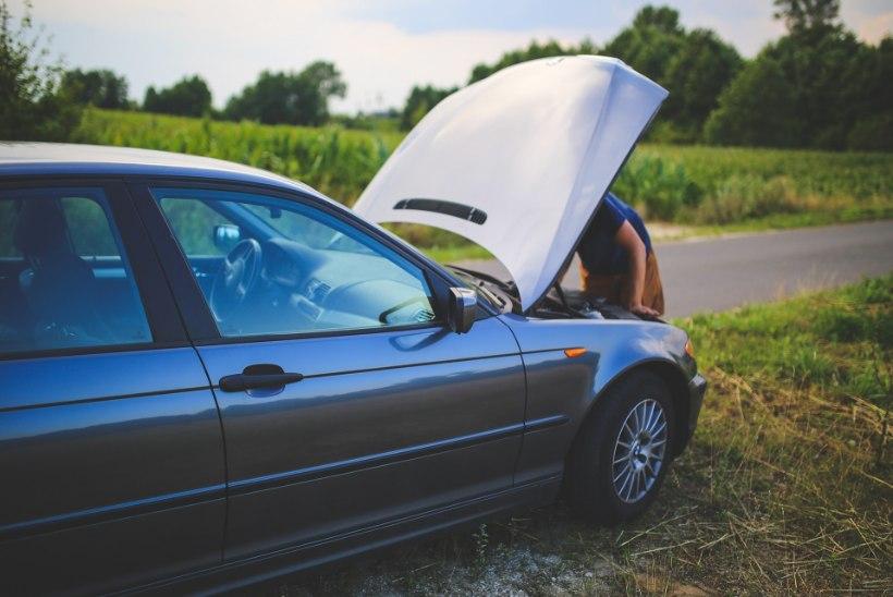 Kaskokindlustuse autoabiteenus on kasulik lausa mitmel juhul