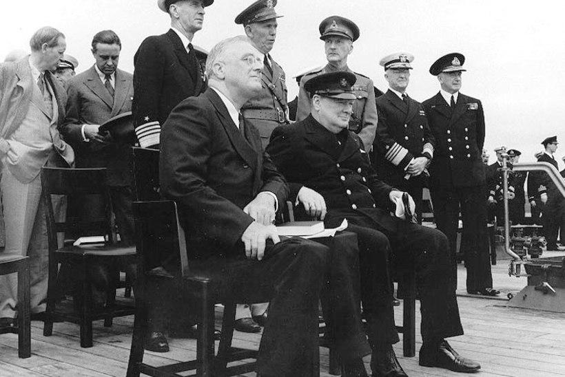 MINEVIKUHETK | 14. august: Roosevelt ja Churchill allkirjastasid Atlandi harta
