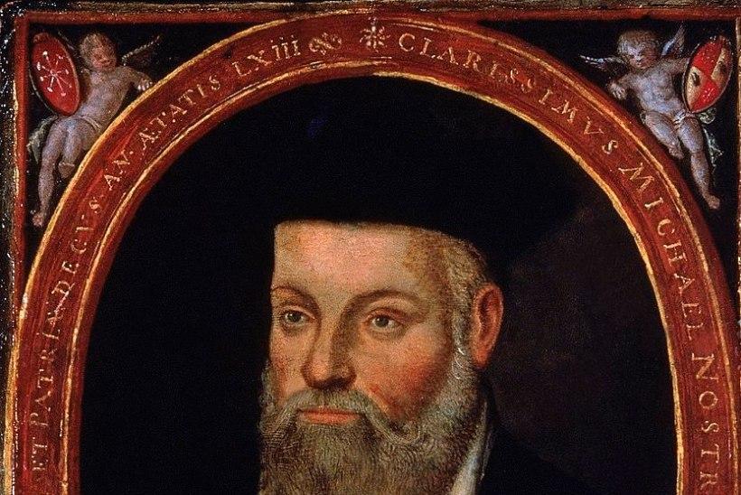 Nostradamus – tulevikku ennustanud prohvet või ebamäärane petis?