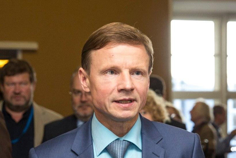 Endine rahandusminister Sõerd: riigieelarve on olnud terve aasta miinuses