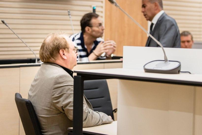 SUUR RAHAPESUMASIN: rahvusvahelise skeemi Eesti mutrikesed võeti vahele