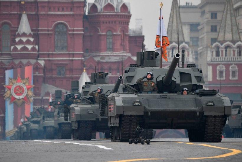 Kreml: vaatamata raketiplahvatusele on Venemaa USA vastu võidurelvastumist võitmas
