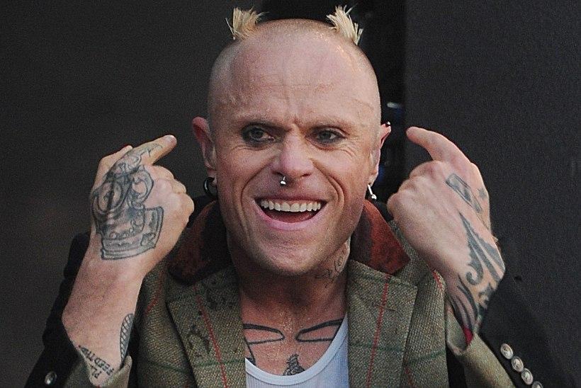 Prodigy laulja Keith Flinti varandust vähendasid drastiliselt maksuvõlad