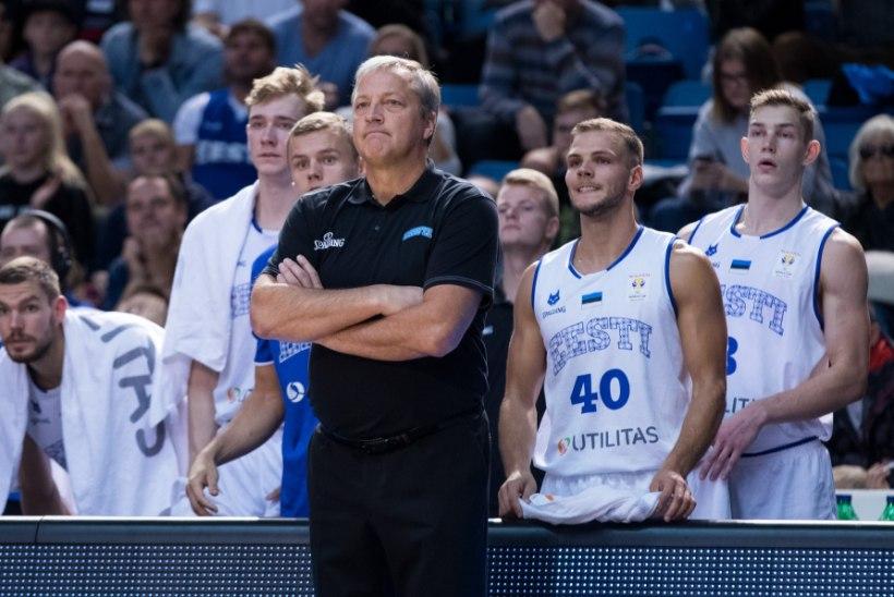 Kandidaate korvpallikoondise peatreeneri kohale on 18, nii Eestist kui ka välismaalt