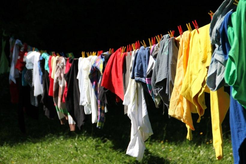 Riidekapis uputab? Vaata järele, kui palju rõivaid sul tegelikult vaja on!