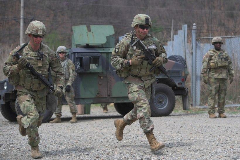 VIDEO | Kuidas on USA sõjavägi aja jooksul muutunud?