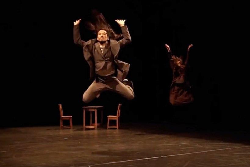 "Jaapani tantsuteatri ""Seitse surmapattu"""