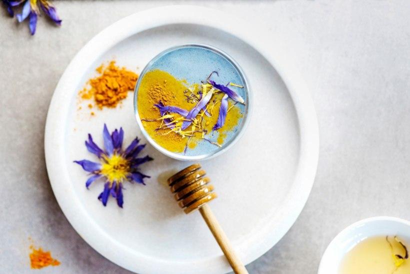 TOIDU KAUNISTAMINE: lilled taldrikul ja mitte ainult ilu pärast