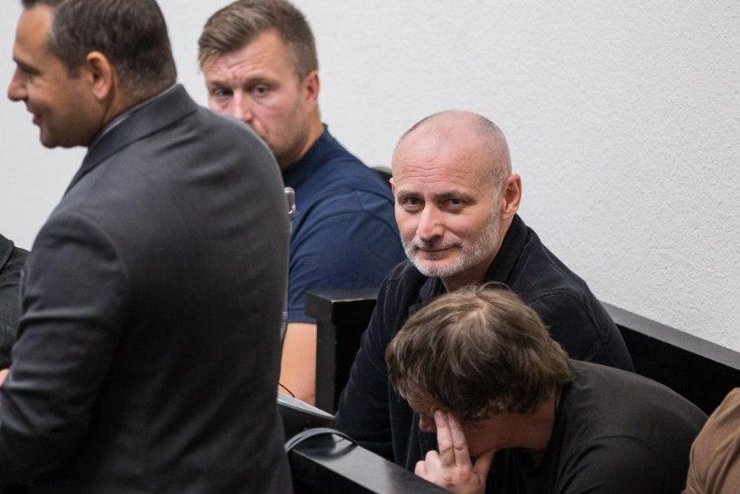 Haron Dikajev jäi edasi vahi alla