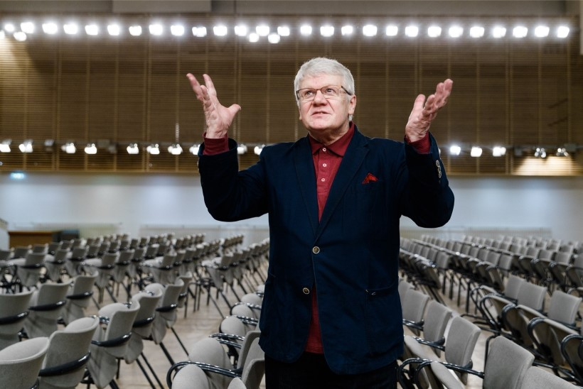 """Olavi Pihlamägi Woodstockist: """"Selle festivali ajal sünnitati ja selle ajal ka surdi."""""""