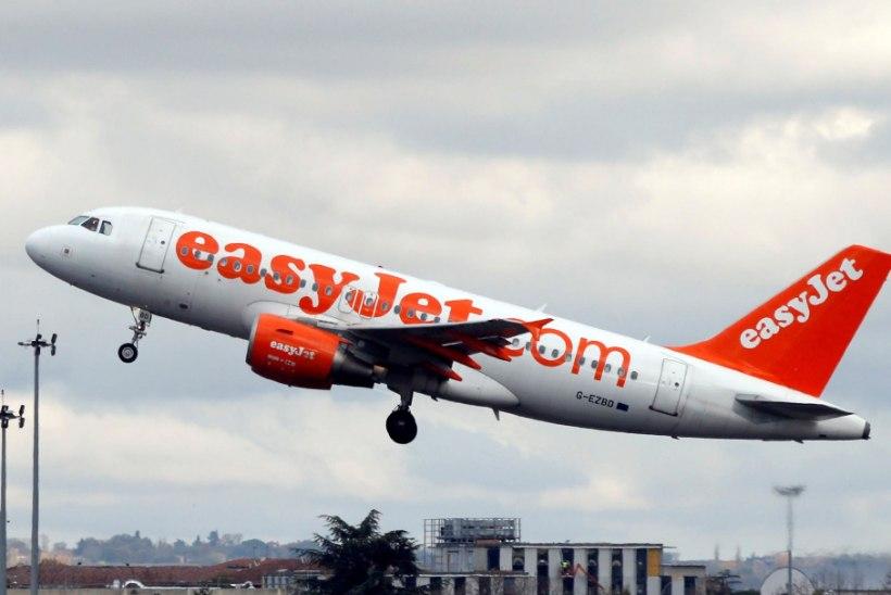 VIDEO | EasyJeti stjuardess ähvardas väikse lapsega perekonda kopsaka trahviga