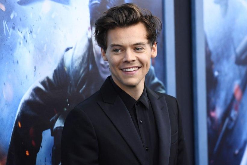 Harry Styles loobus Disney filmis kaasategemisest