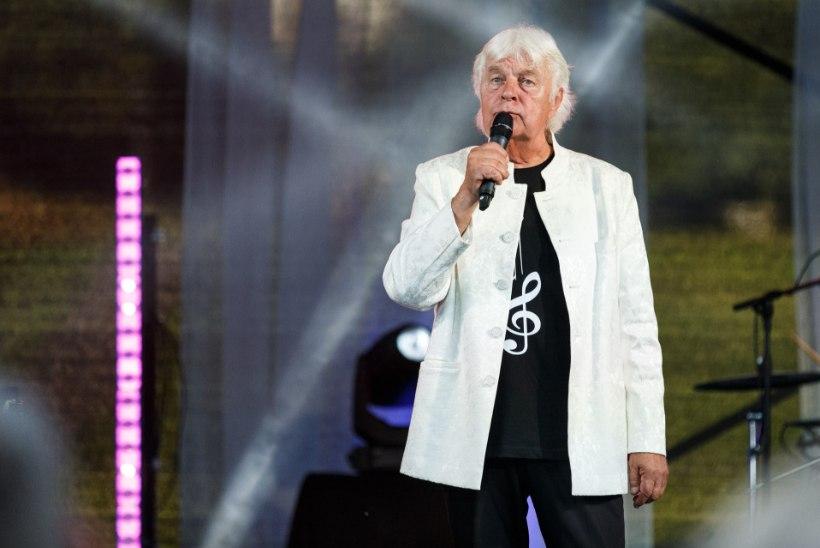 Ivo Linna laulab 20. augustil Harjumäel