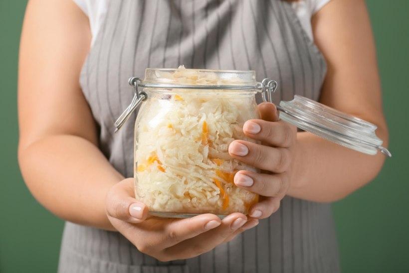 TUGEVDA TERVIST KASULIKE BAKTERITEGA! Probiootikume leiad ka aiast ja neist toitudest