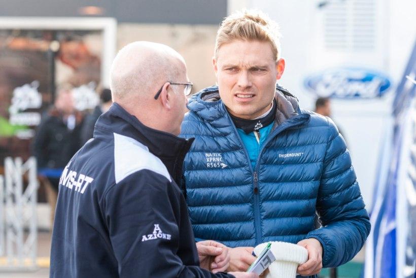 Rootsi rallitalent saab uue võimaluse end WRC masinaga tõestada
