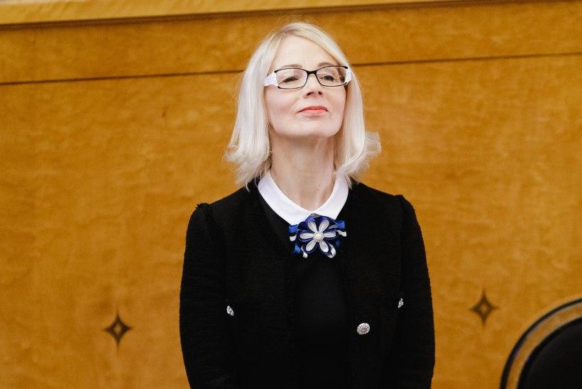 Helle-Moonika Helme: siseminister oli Jüri Ratast informeerinud