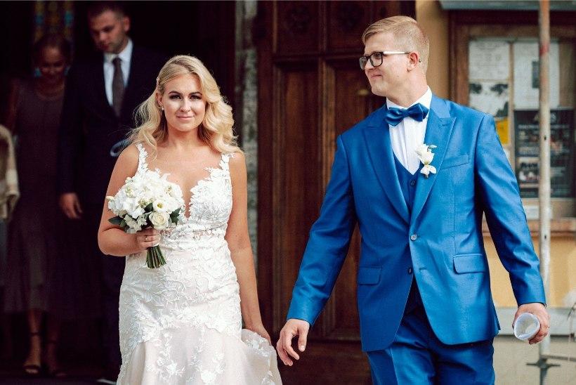 GALERII | Jaan Tootsi poeg Rihard abiellus oma advokaadist kallimaga