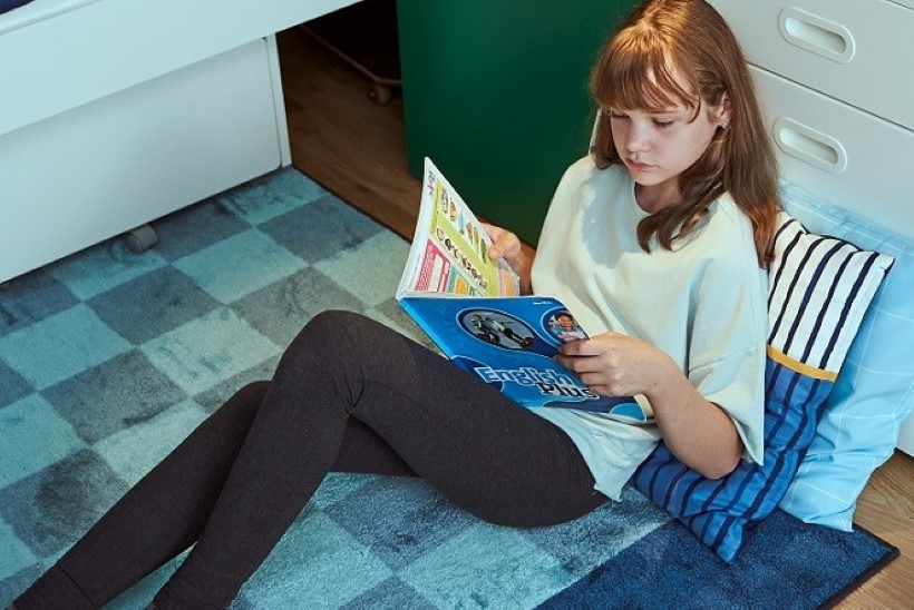 NIPP! Kuidas muuta lapse õppimine sisekujunduse abil lõbusamaks ja meelepärasemaks?