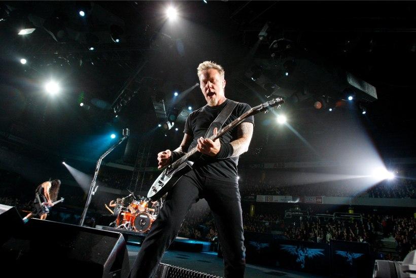 Metallica annetas Rumeenias lastehaigla ehituseks veerand miljonit eurot