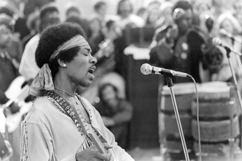 Woodstock 1969: rahu ja armastuse peol tormlesid seks ja rock'n'roll