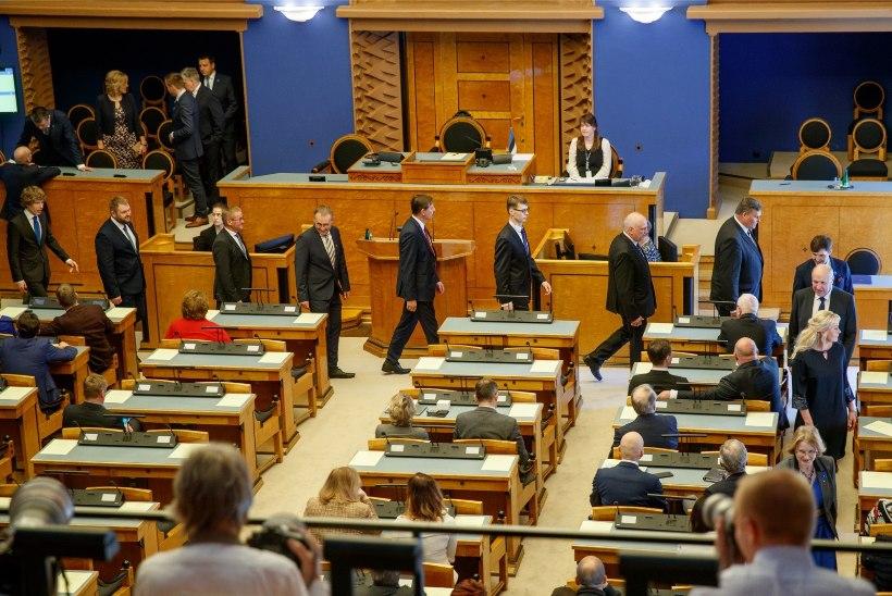 Millal vahetuvad ministrid või kukub valitsus?