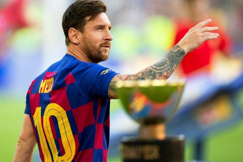 VIDEO   Messita Barcelona alustas hooaega šokk-kaotusega