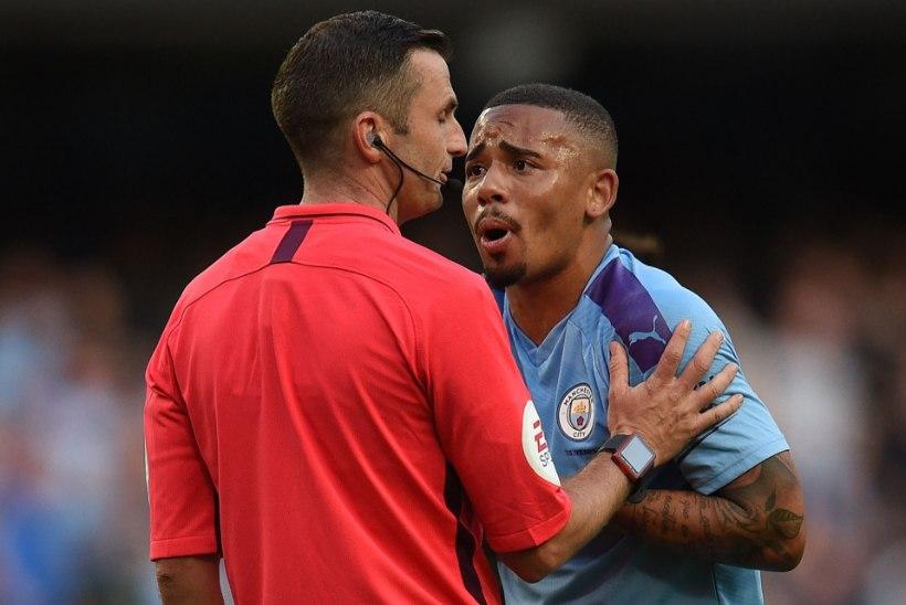 VAR-i DRAAMA: Manchester City lisaminutitel löödud võiduvärav tühistati, Tottenham pääses viigiga