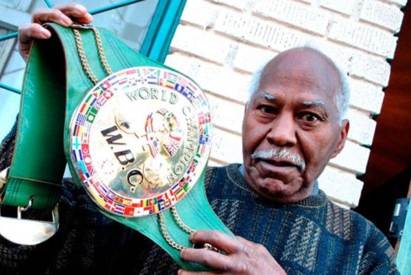 HÜVASTI! Suri legendaarne Kuuba poksija