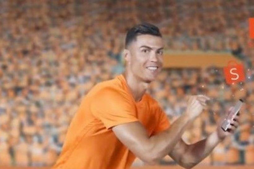 VIDEO | AEGADE HALVIM REKLAAM? Cristiano Ronaldo tegi end totaalselt lolliks