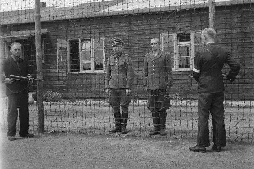 MINEVIKUHETK   18. august: tegevust alustas kurikuulus Amersfoorti koonduslaager