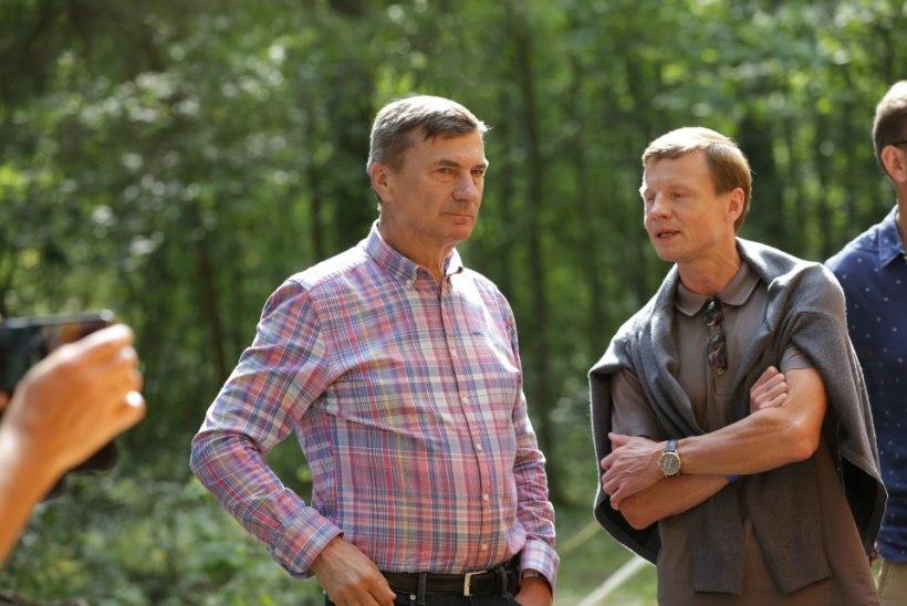 VIDEO | Andrus Ansipi karm kriitika: Jüri Ratas on kõiges süüdi, eestlased pole seda ära teeninud