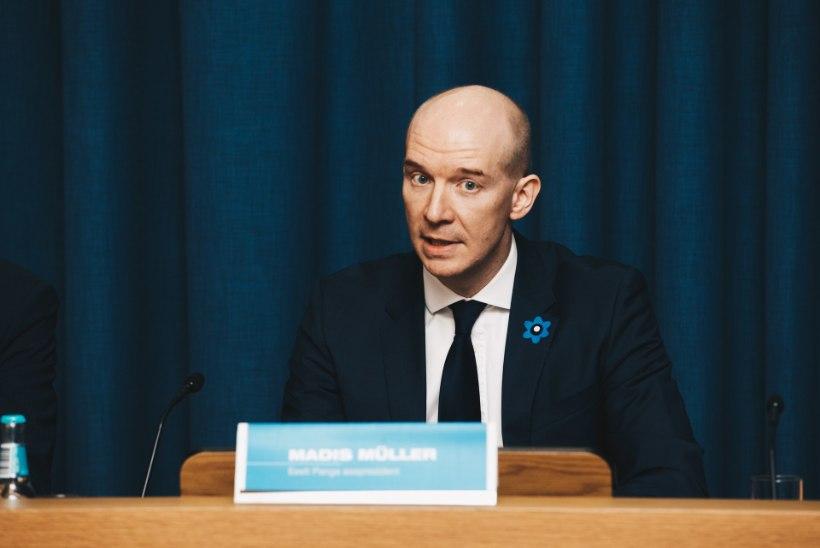Kas Eesti Panga kriitika teise pensionisamba kohta jõuab üldse valitsuseni?