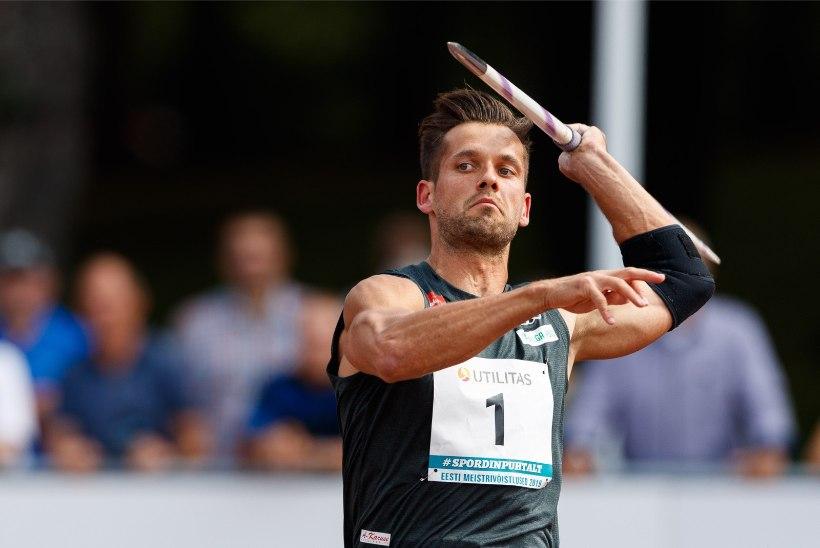 Värske Eesti meister Kirt saavutas Birminghami hirmtugevas konkurentsis 3. koha