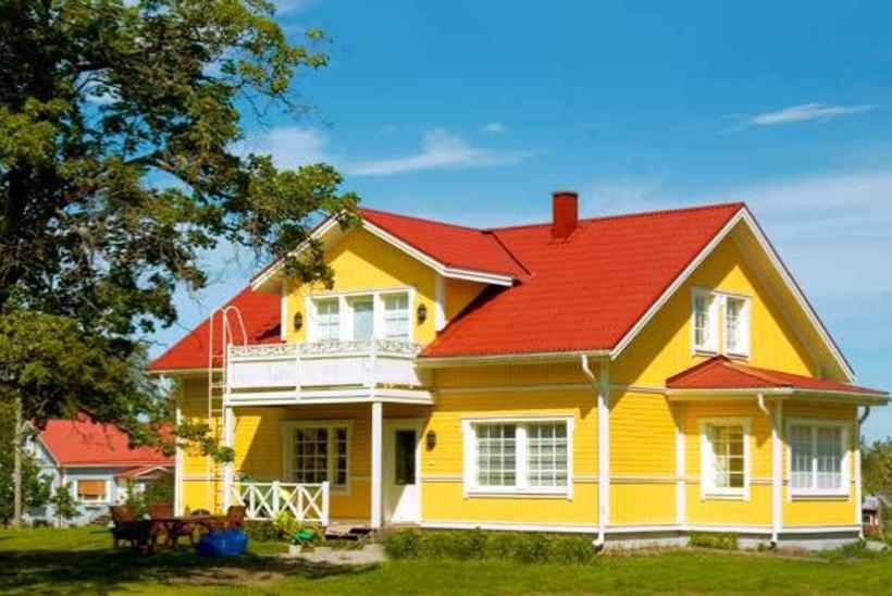 Plaanid oma maja veel sel aastal üle värvida? 7 nippi, millest alustada!