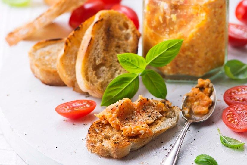 Võided: leivale ja suupisteks