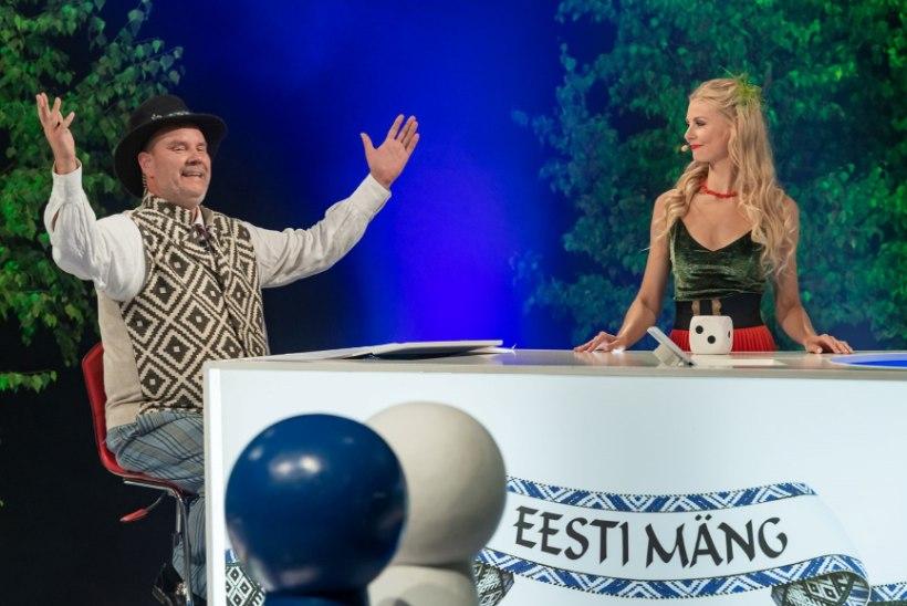 """PÕNEV! Sel nädalal selgub """"Eesti mängu"""" üheksas võitja!"""
