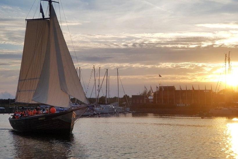 NÄDALALÕPP | Mine lustisõidule ajalooliste laevadega