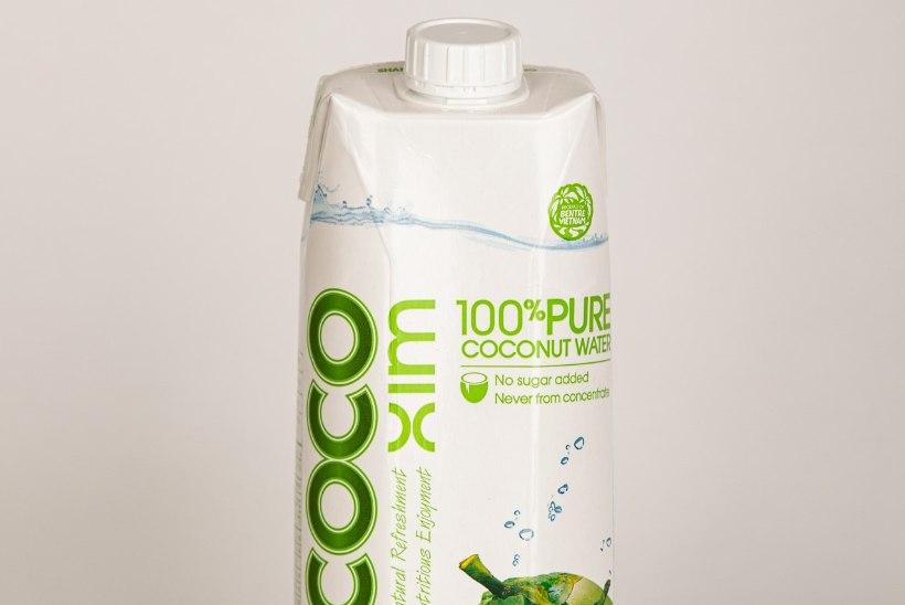 NAISTELEHT TESTIB | Kuidas mekib kookosvesi?