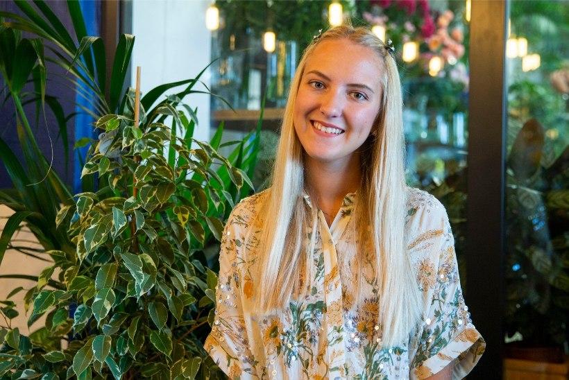 Noortebändi poolfinalist Johanna Kristina: Brasiilias elades mõistsin, kui väga ma armastan Eestit