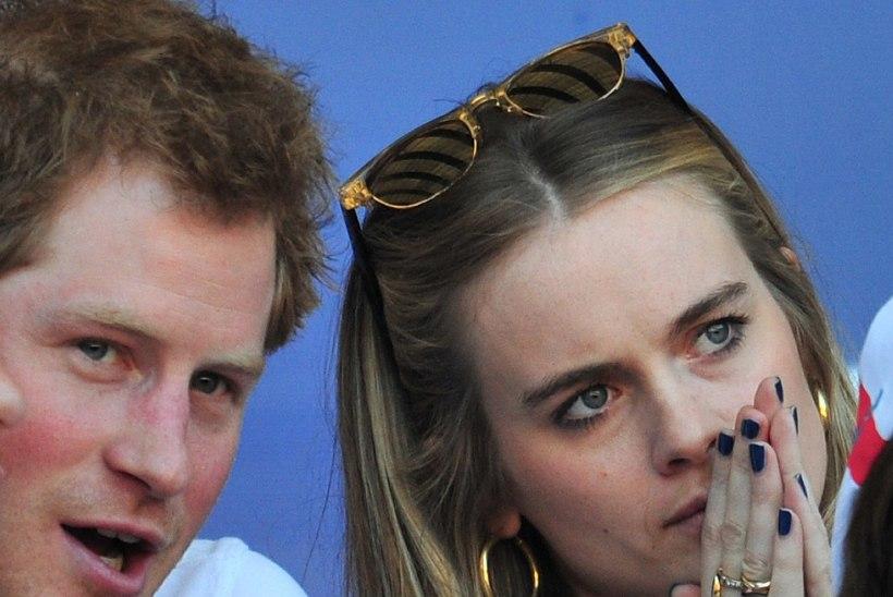 Prints Harry kunagine kallim Cressida Bonas on kihlunud ... Harryga!