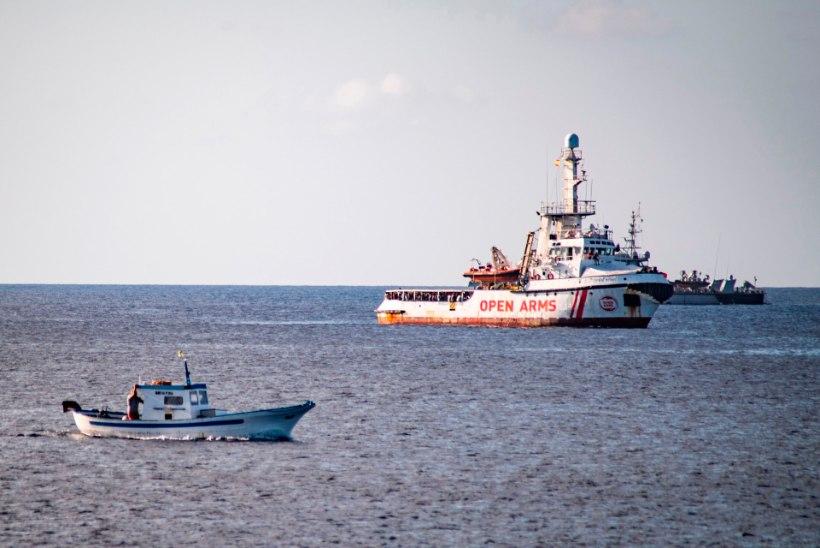 Viimane piisk karikas: Lampedusa pagulaskriis purustab Itaalia valitsuse
