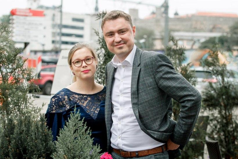 Armas meenutus! Luisa Rõivas jagas pulma-aastapäeva puhul meeleolukat pulmavideot