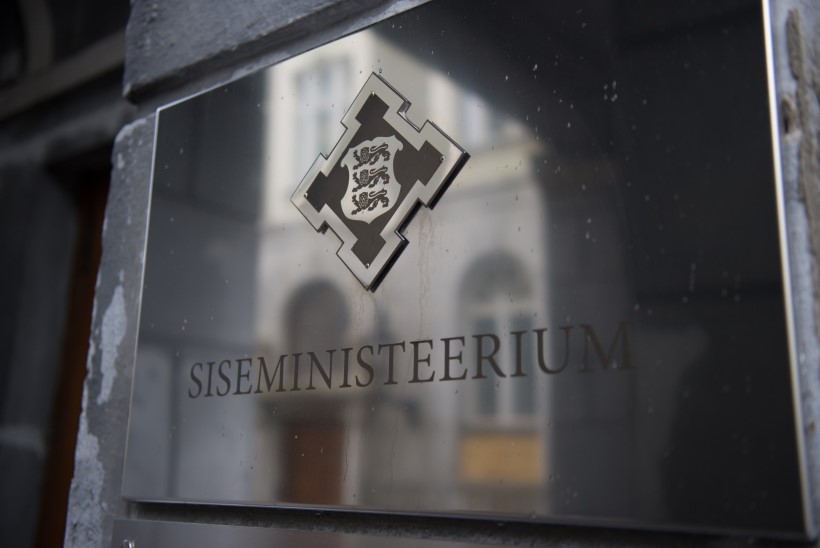Siseministeerium lahkub maksumaksjate liidust, kuna seal ei tegelda elanike turvatundega