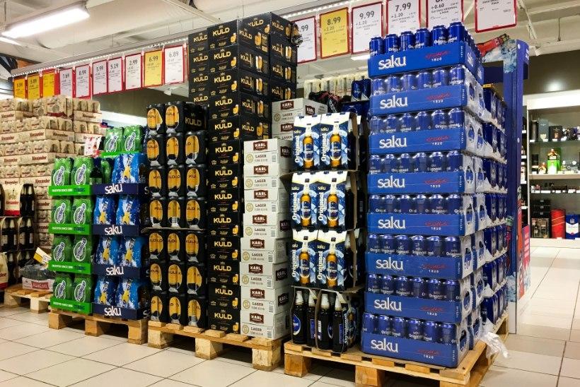 Õlletootjad: müük Eesti põhjapiiril on kasvanud kaks korda