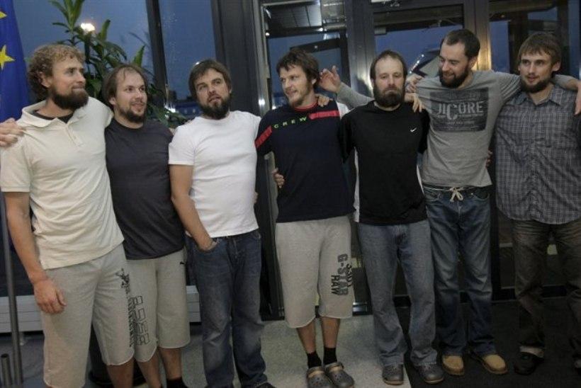 Mis on saanud seitsmest Eesti ratturist pärast Liibanoni pantvangidraamat