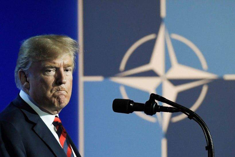 OHTLIK OLUKORD: tänasest muutus kehtetuks keskmaa-tuumajõudude piiramise leping