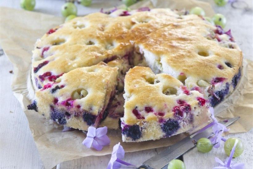 TAHAKS MIDAGI JUBE HEAD: 10 kooki suvemarjadest, mis toovad piltlikult südamed kõhust välja