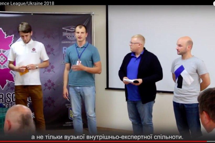 Kaitseuuringute keskuse juht seostest Ukraina paremäärmuslastega: sattusime ühele pildile halbade asjaolude tõttu